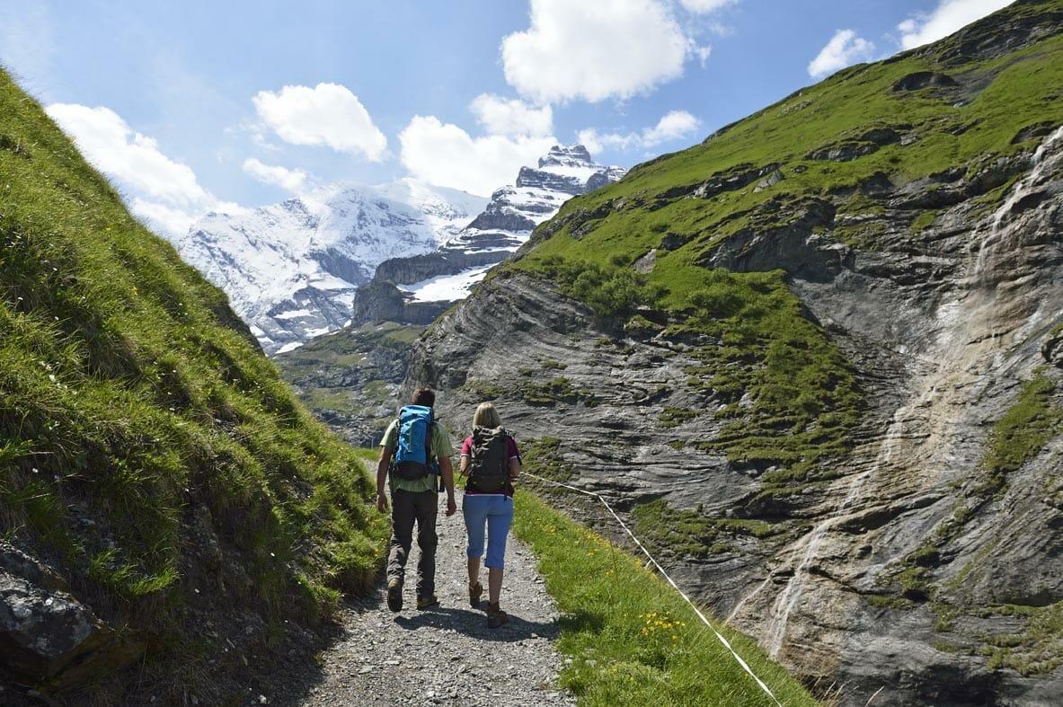 Wander- oder Wellbeing-Package im ChieneHuus, Kiental